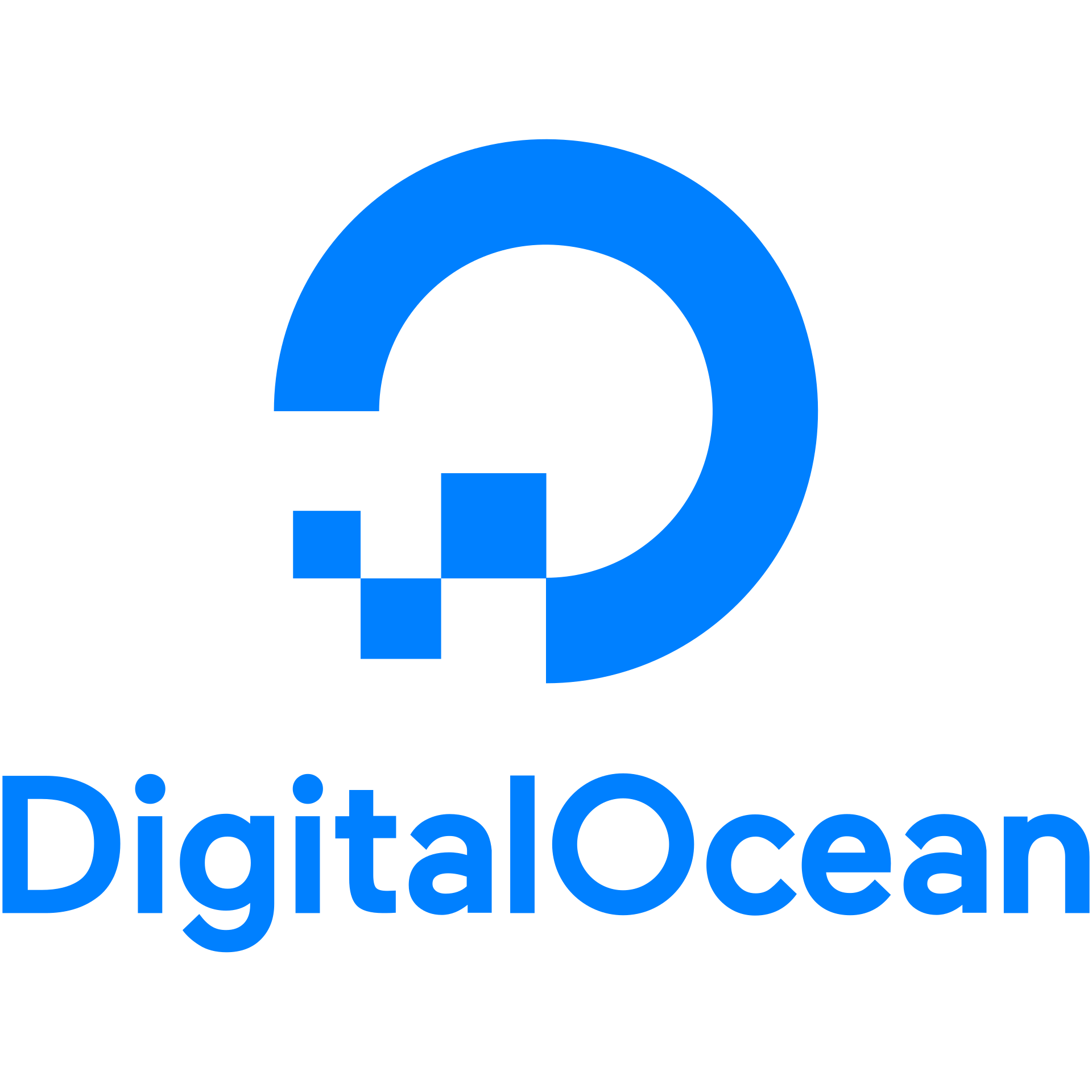 DigitalOcean Partner logo